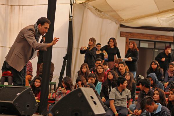 Encuentro de Jóvenes Cristianos