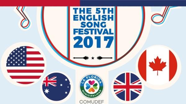 TABLOIDE festival de ingles 2017