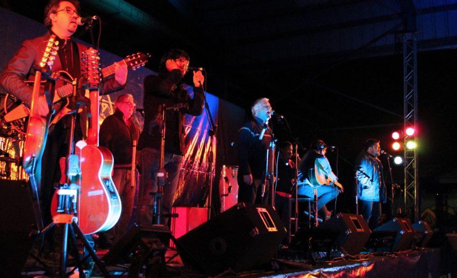 La Florida dicta talleres de instrumentos latinoamericanos